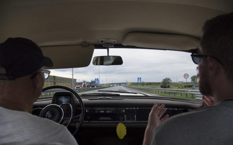 Autostopem do Norwegii – cz. I
